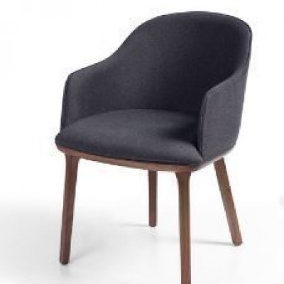 CHAIR SOLID WOOD  -  KAREN