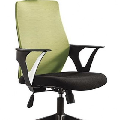 CHAIR EXECUTIVE HIGH BACK FOAM FABRIC MESH