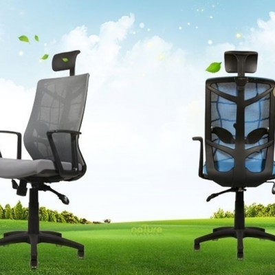 CHAIR  EXECUTIVE HIGH BACK N700 NATURE ECO