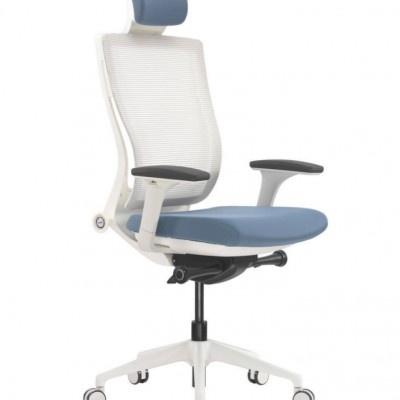 CHAIR EXECUTIVE HIGH BACK - TRIUM WITH ADJUSTABLE HEAD