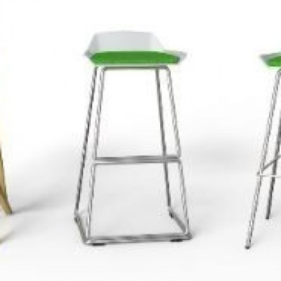 CHAIR BAR/STOOL FOLDABLE