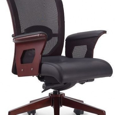 CHAIR EXECUTIVE MEDIUM BACK CASVO