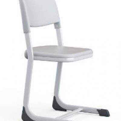 CHAIR FOR KIDS ELEGAN GREY TUR
