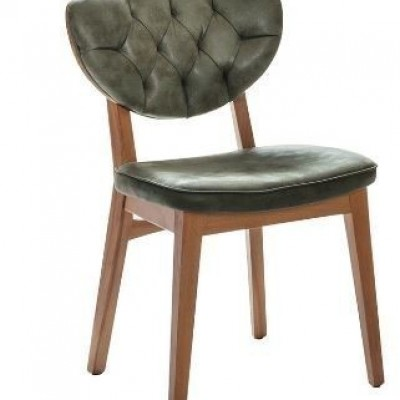 CHAIR SOLID WOOD  -  ALMOB LATINA-EX