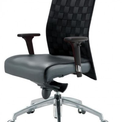 CHAIR EXECUTIVE MEDIUM BACK WEAVY