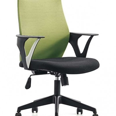 CHAIR EXECUTIVE MEDIUM BACK FOAM FABRIC MESH
