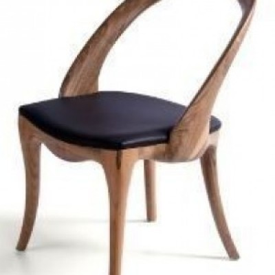 CHAIR SOLID WOOD -COOL -EX