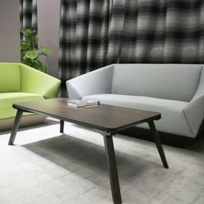 SOFA DIAMOND 2-SEATER WITH 2 ARM CHAIR