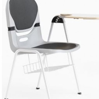 CHAIR FOR TRAINING WITH DESK D03-1521