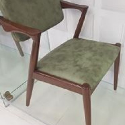 CHAIR SOLID WOOD - KEOPS-EX