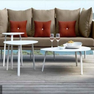 SOFA OUTDOOR MILO WITH CENTRE TABLE (3+3 ) LIVING